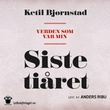 """""""Verden som var min Bind 6"""" av Ketil Bjørnstad"""