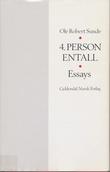 """""""4. person entall"""" av Ole Robert Sunde"""