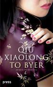 """To byer - en krim fra Shanghai"" av Xiaolong Qiu"