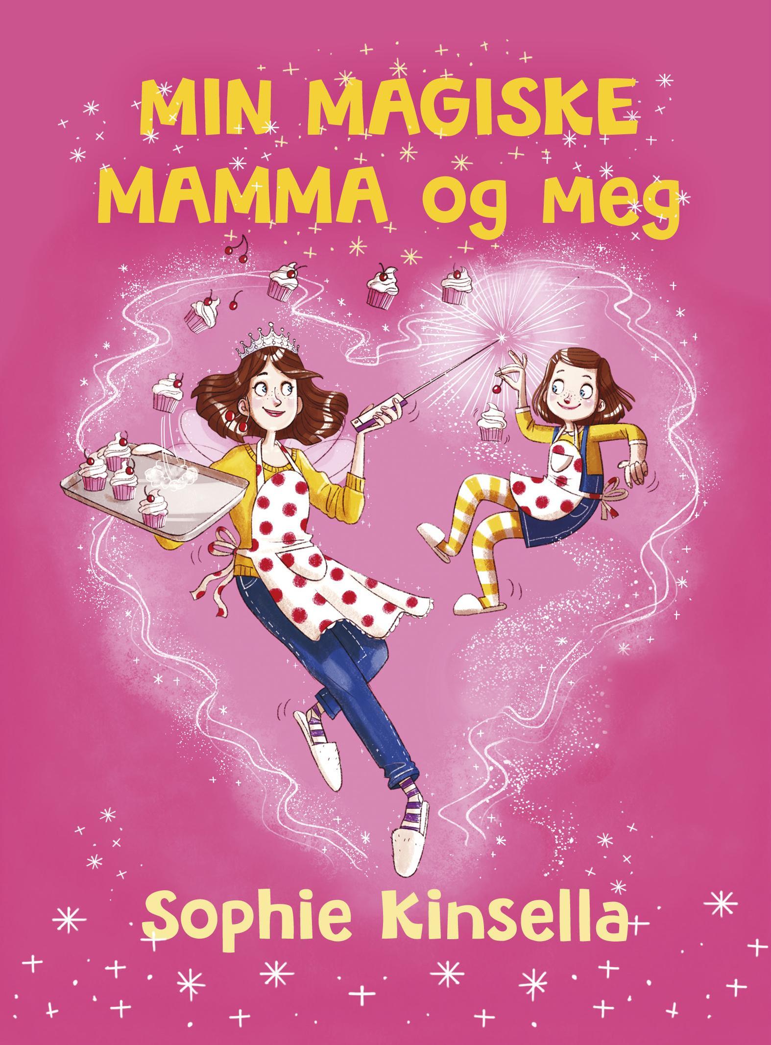 """""""Min magiske mamma og meg"""" av Sophie Kinsella"""