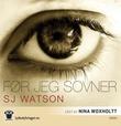 """""""Før jeg sovner"""" av S.J. Watson"""