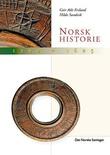"""""""Norsk historie 1300-1625 eit rike tek form"""" av Geir Atle Ersland"""