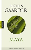"""""""Maya"""" av Jostein Gaarder"""