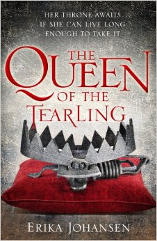 """The Queen of the Tearling - A Novel (Queen of the Tearling, The)"" av Erika Johansen"