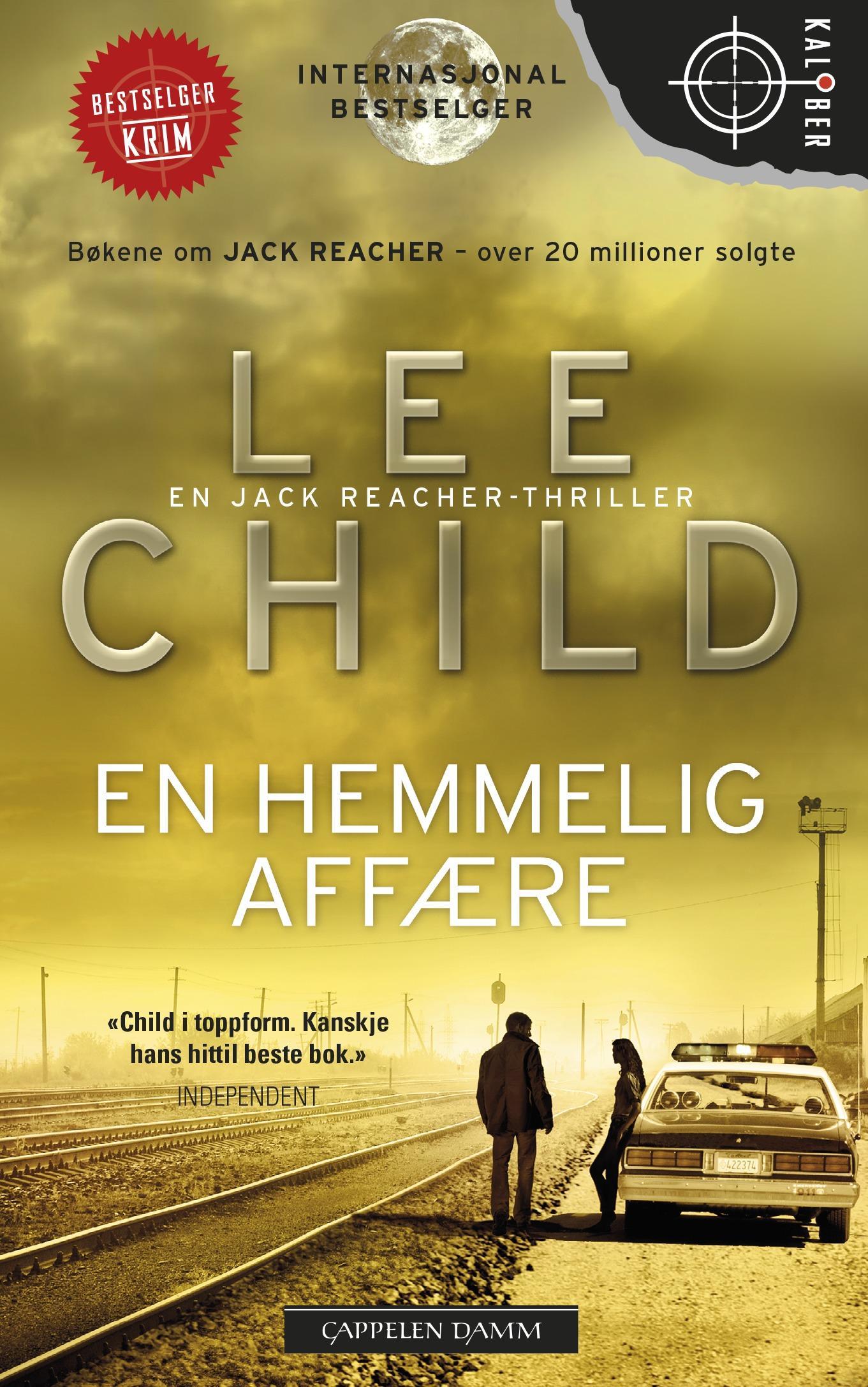 """""""En hemmelig affære"""" av Lee Child"""
