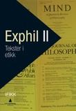 """""""Exphil II - tekster i etikk"""" av Institutt for filosofi- idé- og kunsthistorie og klassiske språk ved UIO"""