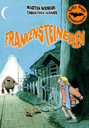 """""""Frankensteineren"""" av Martin Widmark"""