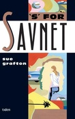 """""""S for savnet"""" av Sue Grafton"""
