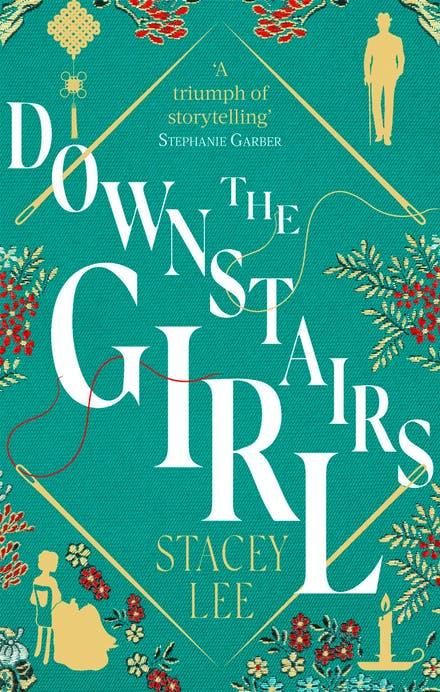 """The Downstairs Girl"" av Stacey Lee"