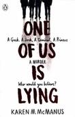 """""""One of us is lying"""" av Karen McManus"""