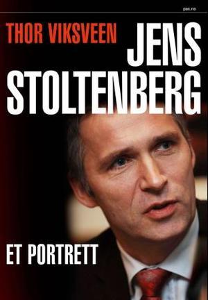 """""""Jens Stoltenberg - et portrett"""" av Thor Viksveen"""