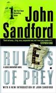"""""""Rules of Prey (Lucas Davenport Mysteries)"""" av John Sandford"""