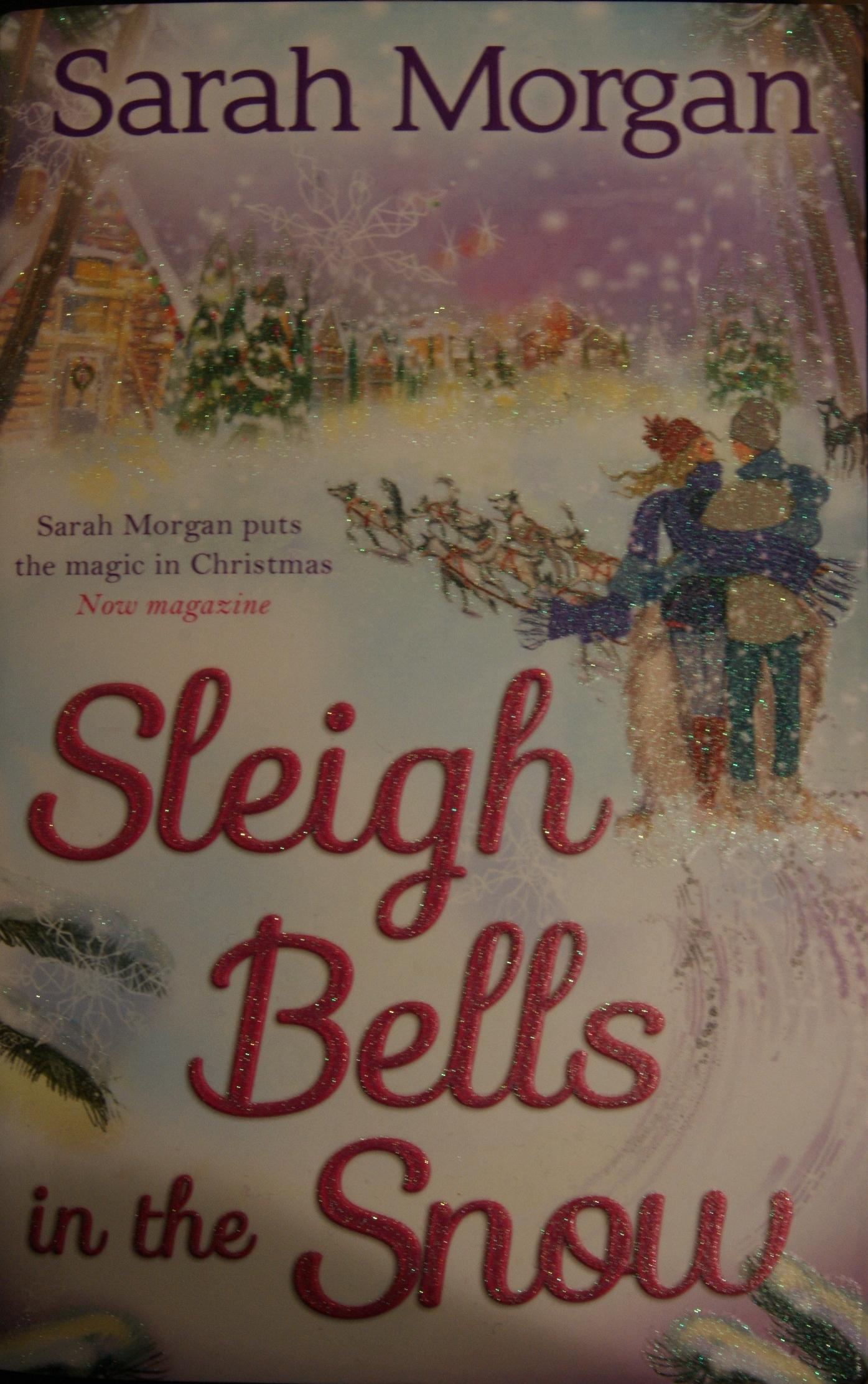 """Sleigh Bells in the Snow (Hqn)"" av Sarah Morgan"