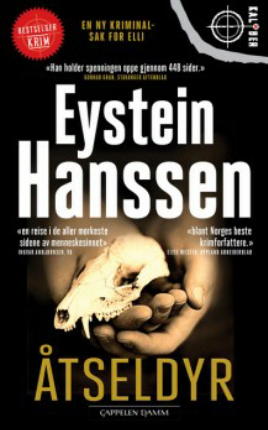 """Åtseldyr"" av Eystein Hanssen"