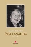 """""""Dikt i samling - 1952-1997"""" av Marie Takvam"""