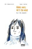 """""""Ring hvis det er noe - dikt for ungdom"""" av Åse Lisbeth Ombustvedt"""