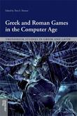 """Greek and Roman games in the computer age"" av Thea S. Thorsen"