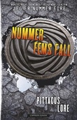 """Nummer fems fall"" av Pittacus Lore"