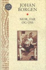"""""""Far, mor og oss"""" av Mumle Gåsegg"""