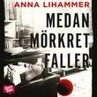 """""""Medan mörkret faller"""" av Anna Lihammer"""