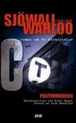 """""""Politimorderen - roman om en forbrytelse"""" av Maj Sjöwall"""
