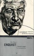"""""""Styrtet engel en kjærlighetsroman"""" av Per Olov Enquist"""