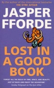 """Lost in a good book"" av Jasper Fforde"