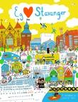 """""""Eg elske Stavanger - ei myldrebok"""" av Anette Moi"""