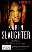 """""""Blendet ; Stillheten etterpå"""" av Karin Slaughter"""