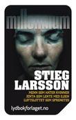 """""""Menn som hater kvinner ; Jenta som lekte med ilden ; Luftslottet som sprengtes"""" av Stieg Larsson"""
