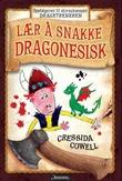 """""""Lær å snakke dragonesisk"""" av Cressida Cowell"""