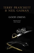 """""""Good omens - the nice and accurate prophecies of Agnes Nutter, witch"""" av Neil Gaiman"""