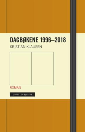 """""""Dagbøkene - roman"""" av Kristian Klausen"""