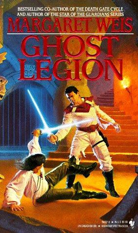 """The Ghost Legion (Star guardians)"" av Margaret Weis"