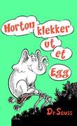 """""""Horton klekker ut et egg"""" av Dr. Seuss"""
