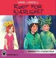 """""""Rødt for kjærlighet"""" av Unni Lindell"""