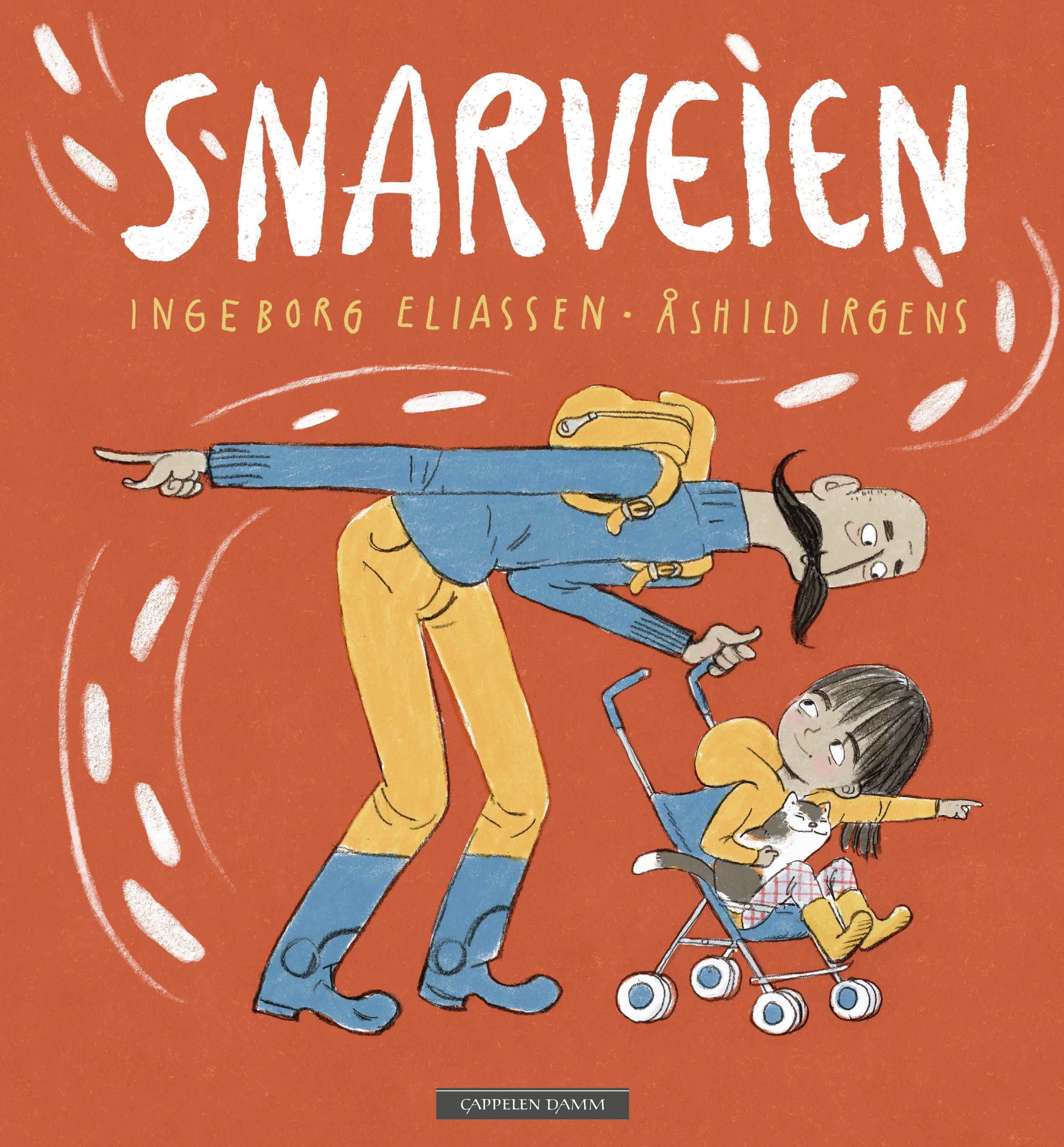 """""""Snarveien"""" av Ingeborg Eliassen"""