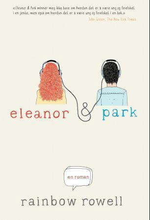 """Eleanor & Park"" av Rainbow Rowell"
