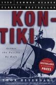 """Kon-tiki - across the Pacific by raft"" av Thor Heyerdahl"