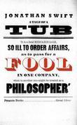 """Penguin Great Ideas A Tale of A Tub"" av Jonathan Swift"