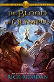 """The Heroes of Olympus Book Five - The Blood of Olympus"" av Rick Riordan"