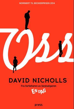 """""""Oss"""" av David Nicholls"""