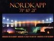"""""""Nordkapp - 71° 10' 21''"""" av Malvin Karlsen"""