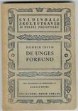 """""""De unges forbund - lystspill i fem akter"""" av Henrik Ibsen"""