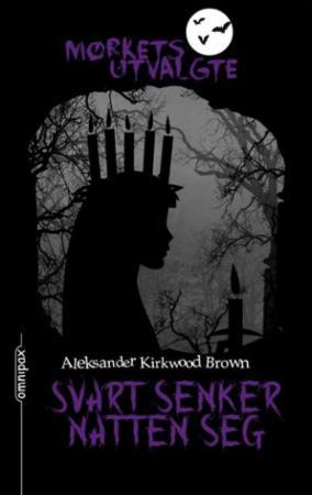 """""""Svart senker natten seg"""" av Aleksander Kirkwood Brown"""
