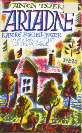 """""""Ariadne og andre fortellinger"""" av Anton P. Tsjekhov"""