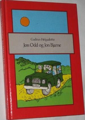 """""""Jon Odd og Jon Bjarne"""" av Gudrun Helgadottir"""