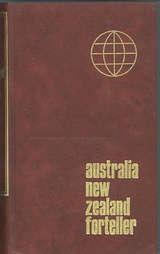 """""""Australia og New Zealand forteller"""" av Lynette Hinrichsen"""