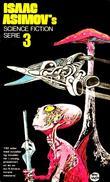 """""""Isaac Asimov`s Science fiction serie. Bok.3 - 192 sider med noveller og noveletter i utvalg, presentert av en av sci-fi-litteraturens mestere!"""" av Isaac Asimov"""