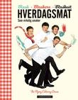 """""""Hverdagsmat som virkelig smaker rask, raskere, raskest"""" av Flying Culinary Circus (kokkegruppe)"""